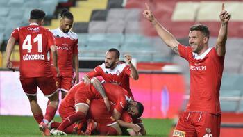 Antalyaspor 20 yıl sonra kupa finali mutluluğunu yaşıyor