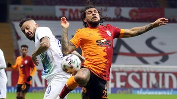 Galatasaray - Çaykur Rizespor: 3-4
