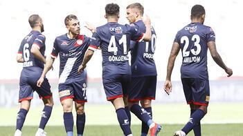 Antalyaspor-BB Erzurumspor: 3-1