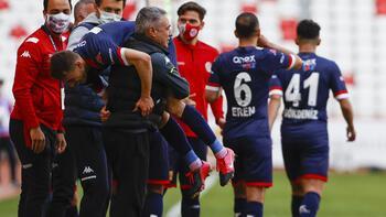 Antalyaspor'da futbolculara 3 gün izin verildi