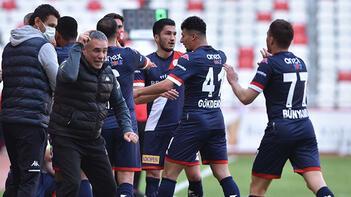 Antalyaspor, ligde kaleyi en az gören takım