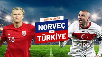 Norveç - Türkiye maçı canlı bahis heyecanı Misli.comda