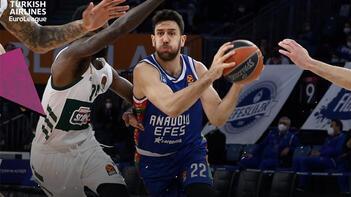 Euroleague'de haftanın MVP'si Anadolu Efesli Micic