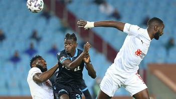 Trabzonspor ile Sivasspor 30. randevuda