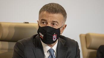 Son dakika - Ahmet Ağaoğlu'ndan transfer ve borç açıklaması!