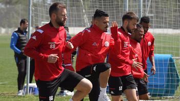 Antalyaspor, Ankaragücü hazırlıklarını tamamladı