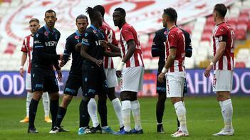 DG Sivasspor - Trabzonspor: 0-0