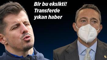 Son dakika Fenerbahçe haberleri! Fenerbahçe'yi transferde yıkan haber! Resmen duyurdular...
