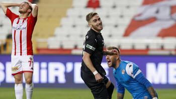 Antalyaspor-Sivasspor: 2-4