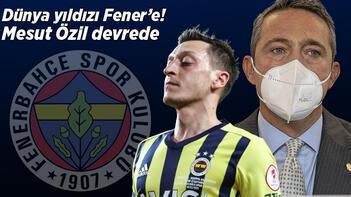 Son Dakika: Fenerbahçe'ye bir dünya yıldızı daha! Mesut Özil devreye girdi...