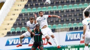 Denizlispor-Kasımpaşa: 1-1