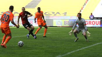 Gaziantep FK - Başakşehir: 2-0