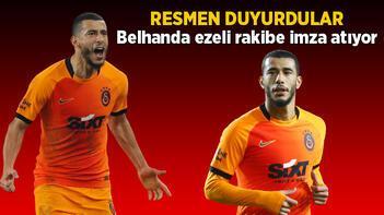 Son dakika transfer haberi: Galatasaray ile yolarını ayıran Younes Belhanda ezeli rakibe transfer oluyor! Resmen duyurdular...
