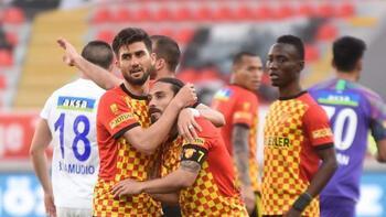 Göztepe, Hatayspor maçına hazır
