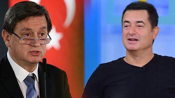 Acun Ilıcalı'dan Beşiktaşlı yönetici Mesut Urgancılar'a sert sözler!