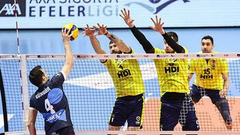 Son dakika - Fenerbahçe HDI Sigorta finalde
