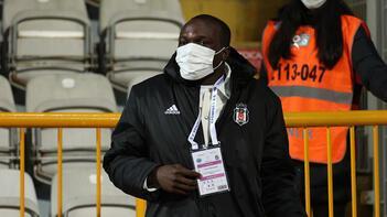 Son dakika haberleri - Beşiktaş'ın Erzurum kadrosunda Aboubakar yer almadı
