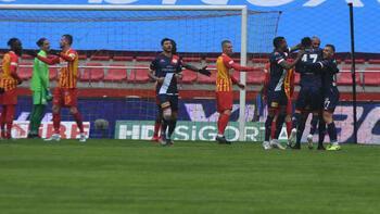 Hes Kablo Kayserispor - Fraport TAV Antalyaspor: 0-1
