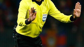 TFF 1. Lig'de üç maçın hakemi belli oldu