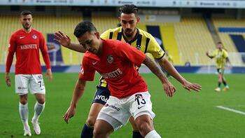 Fenerbahçe-Gaziantep FK: 3-1