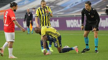 Son dakika - Fenerbahçe'de Valencia ve Sosa sakatlandı