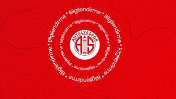 Son dakika - Antalyaspor açıkladı: 1 pozitif vaka