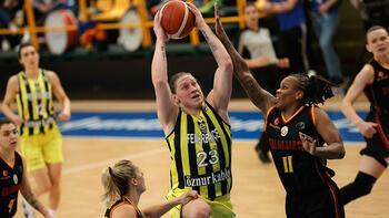 FIBA Kadınlar Avrupa Ligi'nde şampiyon belli olacak