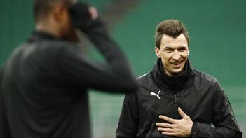 Mario Mandzukic maaşını kulübe iade etti