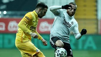 Beşiktaş avantajı koruyamadı! 5 maçta 7 puan...