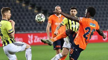 Medipol Başakşehir, Süper Lig'de yarın Fenerbahçe'yi konuk edecek