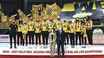 VakıfBank'ta sıradaki hedef Şampiyonlar Ligi şampiyonluğu