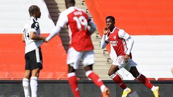 Son dakika - Arsenal, Fulham karşısında 1 puanı 90+7'de kurtardı