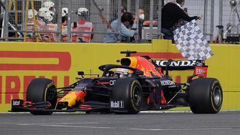 Son dakika - Formula 1 Emilia-Romagna Grand Prix'sini Verstappen kazandı