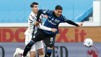Son dakika - Juventus'a bir darbe de Atalanta'dan