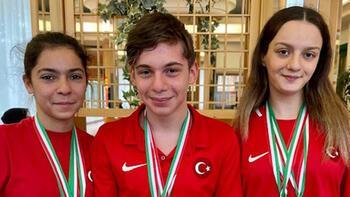 Paralimpik Yüzme Milli Takımı, İtalya'da 14 madalya kazandı