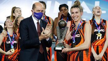 Son dakika - FIBA Kadınlar Avrupa Ligi'nde şampiyon UMMC Ekaterinburg!