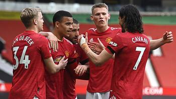 Son dakika - Manchester United'dan peş peşe 5. galibiyet