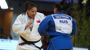 Son dakika - Milli judocu Kayra Sayit, Avrupa şampiyonu oldu