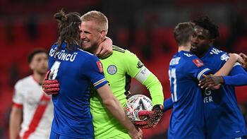 Son dakika - FA Cup'ta Leicester City finalde!