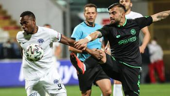Son dakika - Trabzonspor, Koita ve Peres'in transferlerini bitirdi!