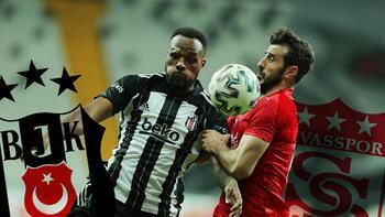 Beşiktaş, Süper Lig'in 36. haftasında yarın Sivasspor'a konuk olacak