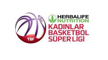 Herbalife Nutrition Kadınlar Basketbol Süper Ligi play-off etabında heyecan sürüyor