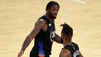 NBAde Knicks, Pelicansı mağlup ederek üst üste 6. kez kazandı