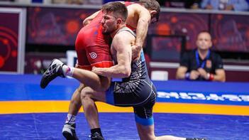 Avrupa Güreş Şampiyonası Polonya'da başladı