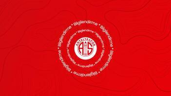 Antalyaspor'da 2 futbolcu ile teknik ekipten 1 kişinin Kovid-19 testi pozitif çıktı
