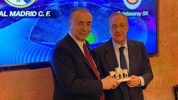 Galatasaray Başkanı Mustafa Cengiz'den Avrupa Süper Ligi açıklaması