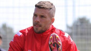 Son dakika - Lukas Podolski'den Avrupa Süper Ligi'ne tepki