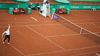 TEB BNP Paribas Tennis Championship İstanbul'da ilk turda Potapova ve Wang turladı