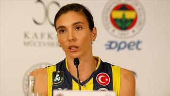 Son dakika - Fenerbahçe, Naz Aydemir Akyolun sözleşmesini 2 yıl uzattı