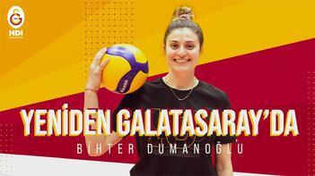 Galatasaray HDI Sigorta Kadın Voleybol Takımı Bihter Dumanoğlu'nu transfer etti